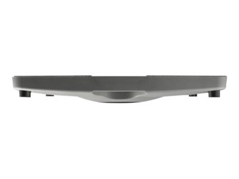 StarTech.com Balance Board for Standing Desks - Soft Carpet Surface - footrest - gray