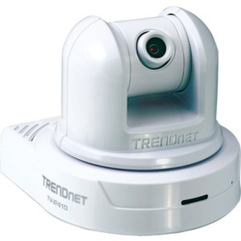 Trendnet - Business Class INDOOR 2 MP 1080P NTWK CAMERA WDR MINI PAN/TILT POE IR NC