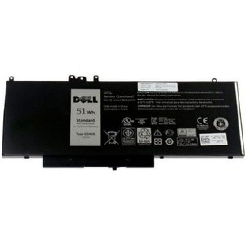 Dell - Imsourcing LI-ION 4CELL 51WH BATTERY DISC PROD SPCL SOURCING SEE NOTES