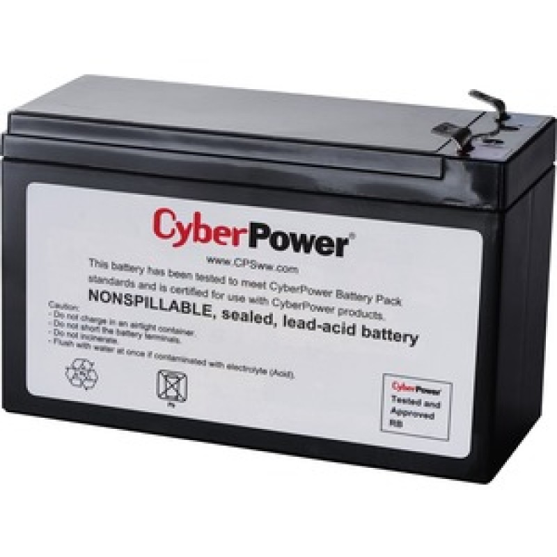 Cyberpower Systems Usa REPL BATTERY 2 X 12V/9AH BATTERIES 18MO WTY