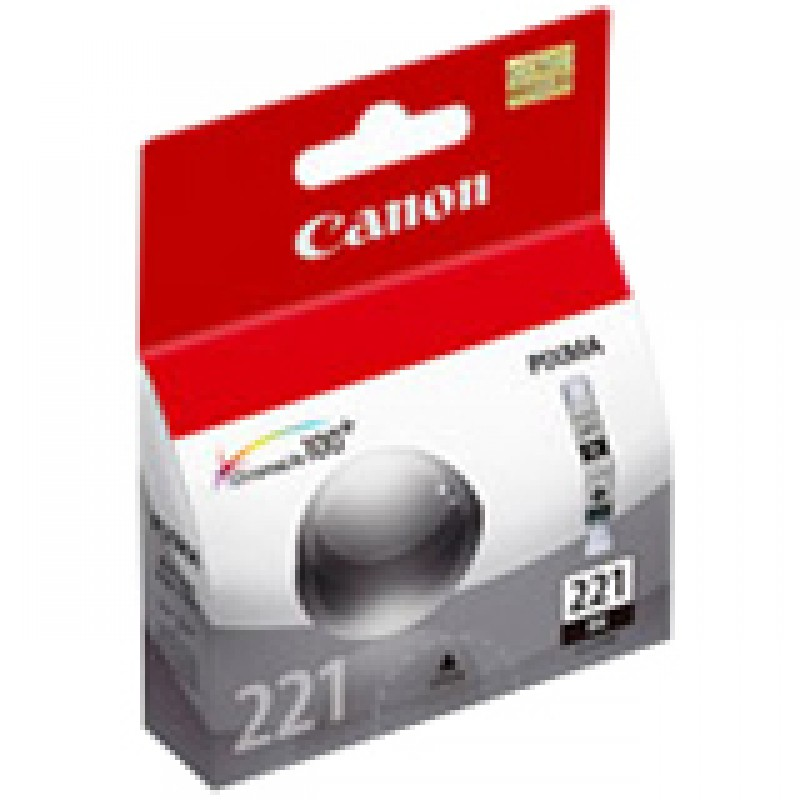 Canon CLI-221 Black Ink Cartridge
