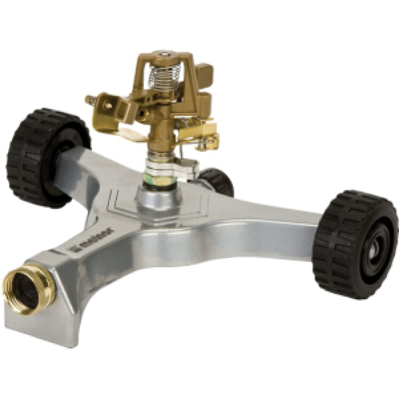 Melnor 9520 Pulsating Sprinkler On Wheeled Base