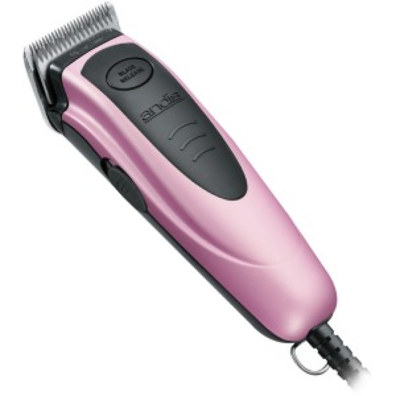 Andis EasyClip Versa Interchangeable Blade Clipper Kit-Pink