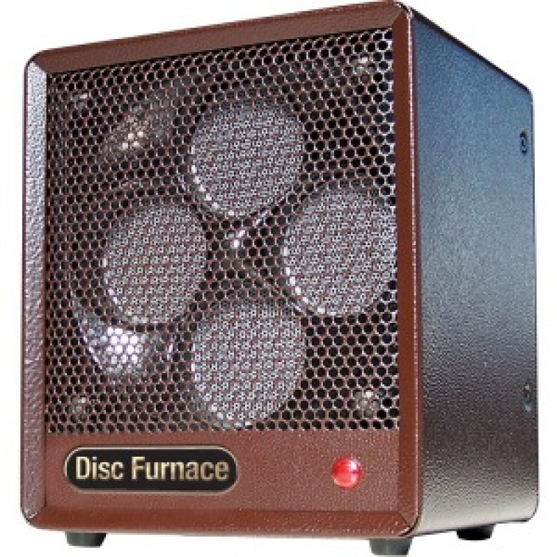 Comfort Glow The Original Brown Box Ceramic Disc Heater