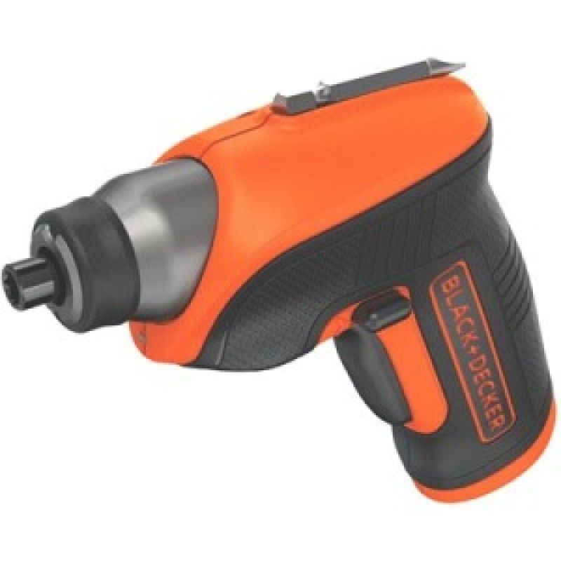 Black & Decker 4V Max Lithium Cordless Rechargeable Screwdriver