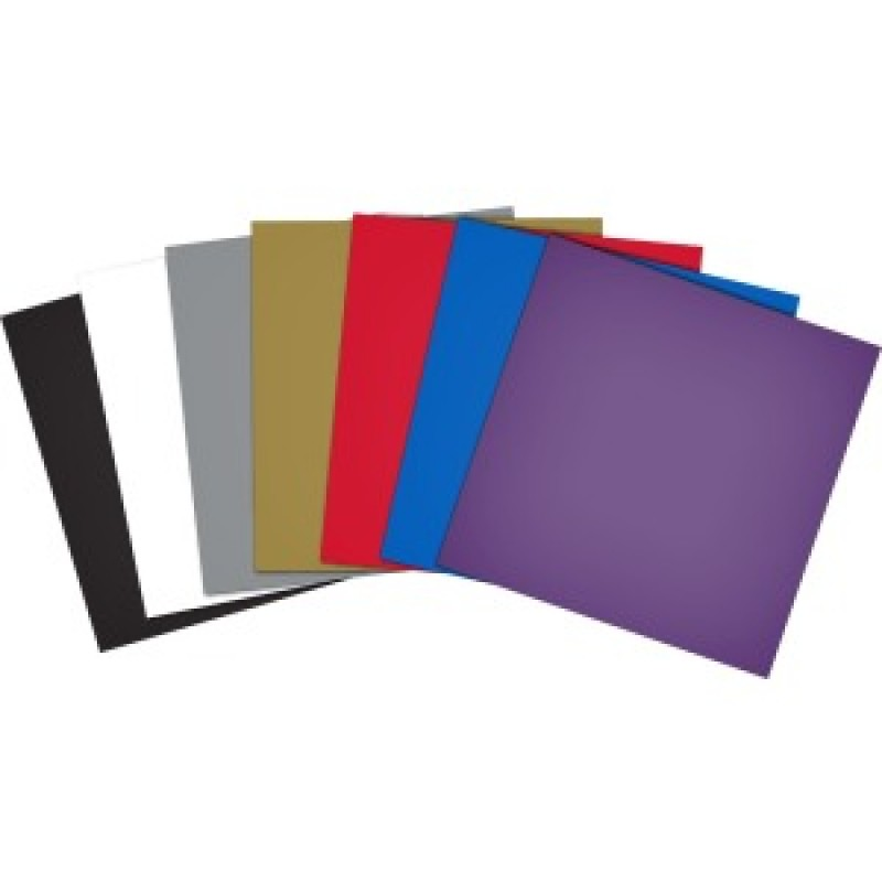 "Brother Adhesive Craft Vinyl 12""x12"" Sheets-10 Pieces"