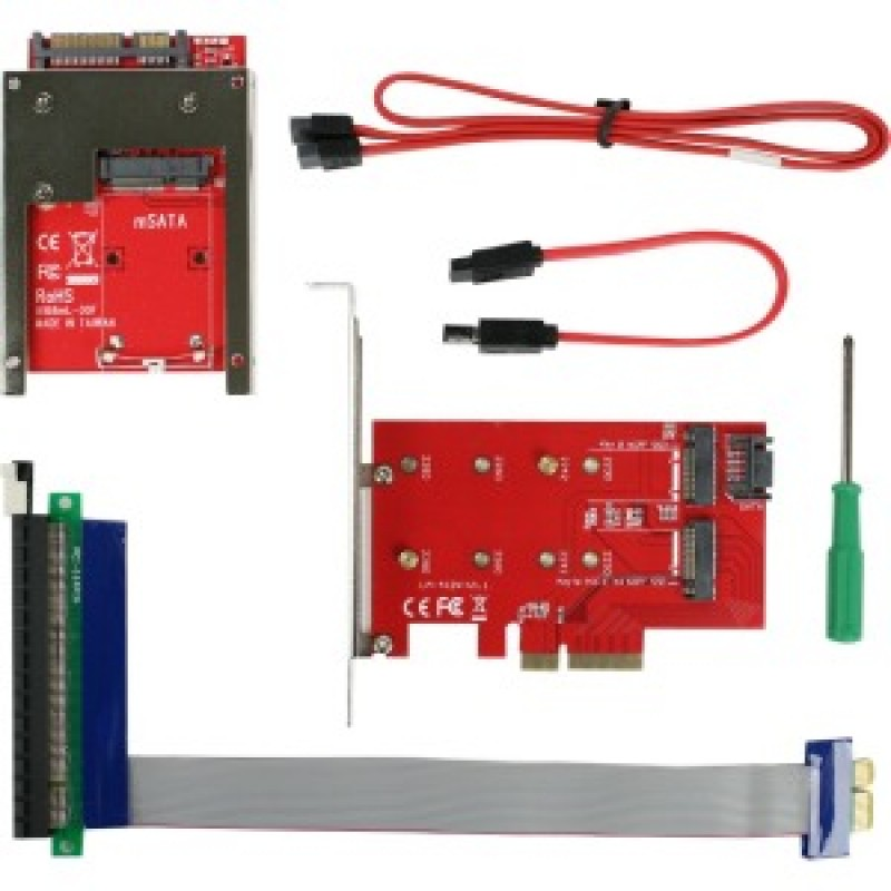CRU The Ditto DX PCIe Adapter Bundle