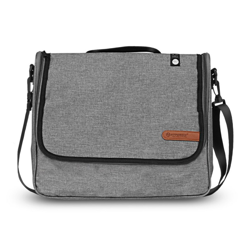 """HYPERKIN The Voyager """"Journeymate"""" Carrying Case (Messenger) for 13"""" Notebook, Switch"""