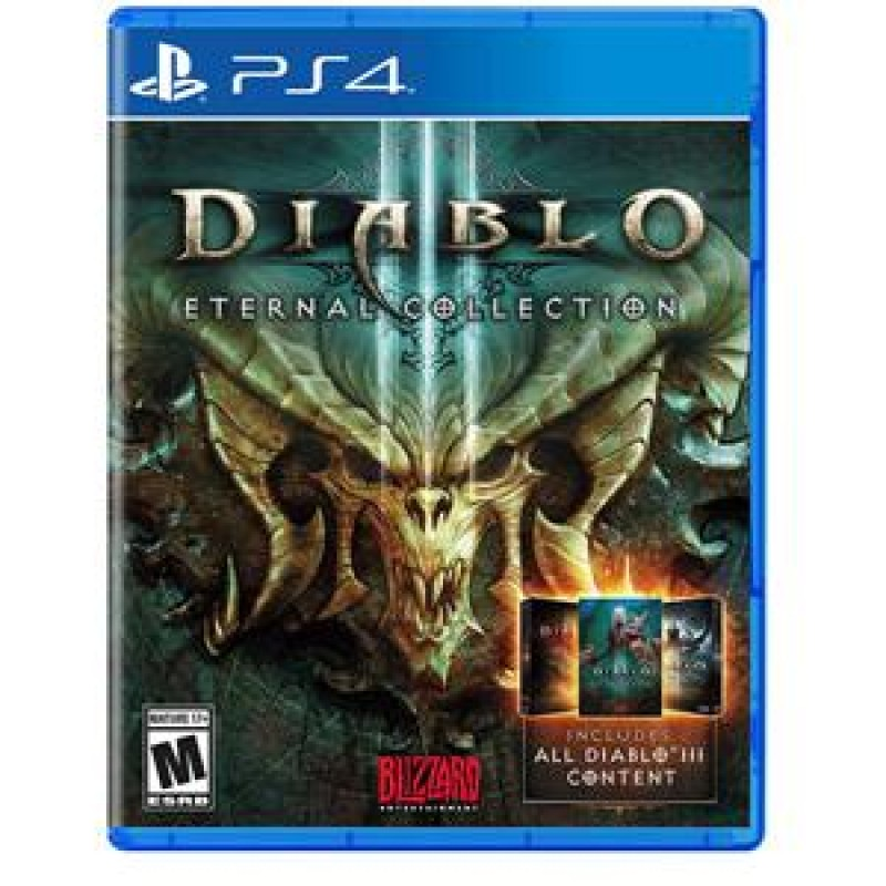 Activision Diablo III: Eternal Collection