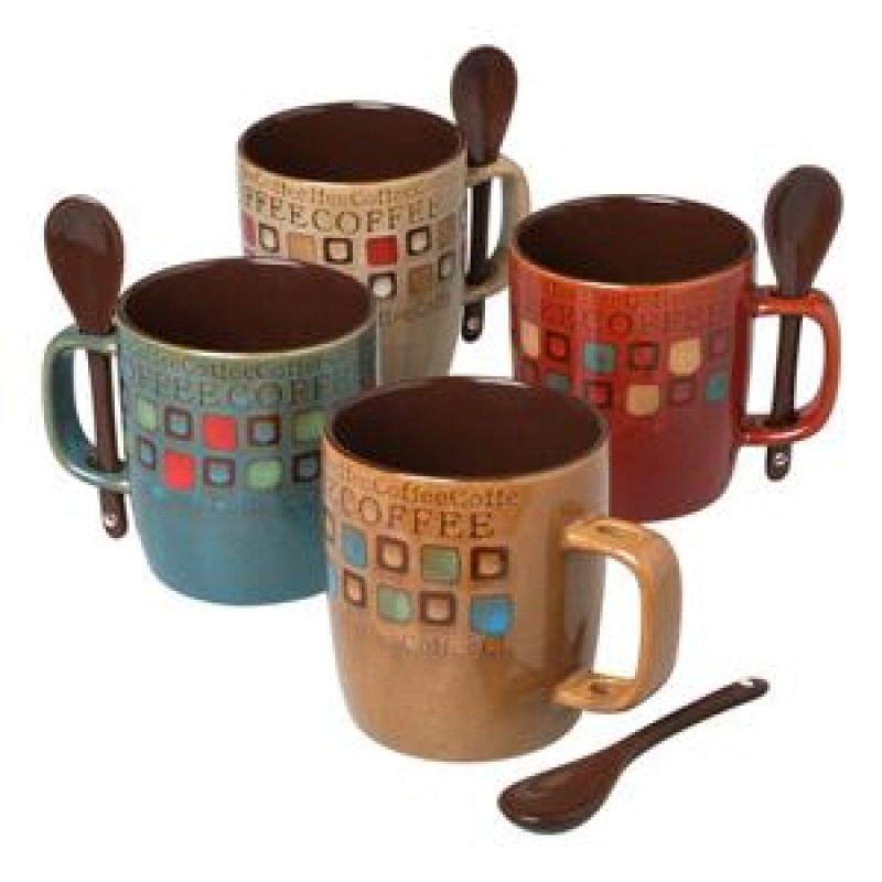 MrC Cafe Americano Mug Set