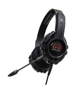 Syba Multimedia Inc CRUISER PC200 STEREO GAMING HEADSET WITH MIC 3.5MM 1.5M