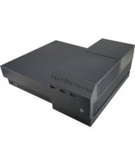 Micronet XSTOR 4TB XBOX ONE X HARD DRIVE EASY ATTACHMENT WITH 3 USB PORTS