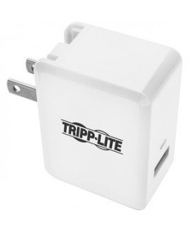 Tripp Lite USB WALL CHARGER TRAVEL CHARGER W/ QUICK CHARGE 4X FASTER CHARGE