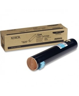 Xerox Supplies CYAN TONER CARTRIDGE FOR PHASER 7760 COLOR PRINTER