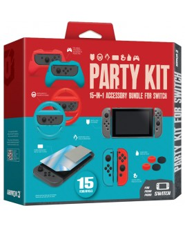 HYPERKIN Party Kit for Switch - Armor3
