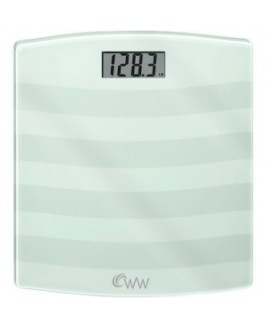 Weight Watchers Digital Painted Glass Scale