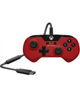HYPERKIN X91 Controller for Xbox One and Windows 10 (Red)