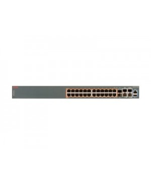 Extreme Networks Ethernet Routing Switch 3600 3626GTS-PWR+ - switch - 26 ports - managed - rack-mountable