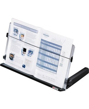 3M - Workspace Solutions IN-LINE DOCUMENT HOLDER 18IN FIT ON DESK IN FRONT OF MONITOR