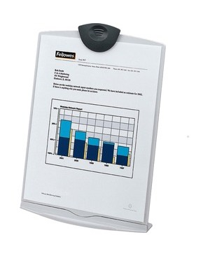 Fellowes COPY STAND COMPACT MULTI- FUNCTIONAL COPYHOLDER FOR DESKTOP