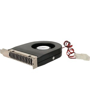 Startech.Com CPU PC CASE EXHAUST FAN AND VIDEO CARD COOLING FAN