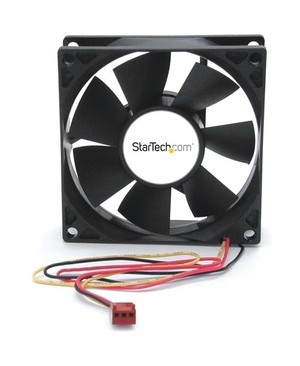 Startech.Com 80MM PC CASE COOLING FAN WITH TACHOMETER 3PIN