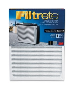 3m - Workspace Solutions FILTRETE REPLACEMENT FILTER FOR OAC150