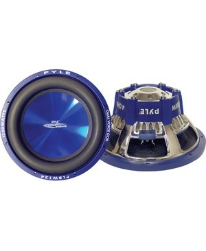 Pyle-Car Audio/Video PYLE 8IN 600W HP SUB