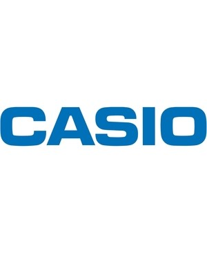 Casio-Computer 1PK IRON-ON TRANSFER TAPE 18MM 3/4IN BLACK ON WHITE