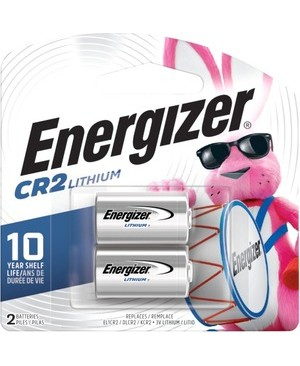 Energizer-Batteries ENERGIZER ADVANCED PHOTO LITHIUM BATTERY - 2 PACK