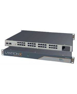 Lantronix Device Networking 16PORT TERMINAL/DEVICE SERVER EDS01612N-02