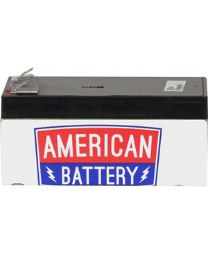 American Battery RBC35 REPLACEMENT BATTERY PK FOR APC UNITS 2YR WARRANTY
