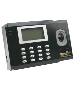 Wasp Fast Start/Silver Partners WASPTIME V7 PRO W/ BIOMETRIC INCL SOFTWARE CLOCK