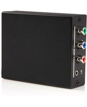 Startech.Com COMPONENT VIDEO TO HDMI AUDIO VIDEO TO HDMI