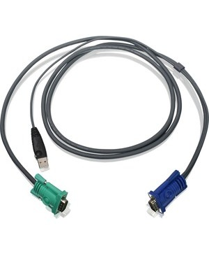 Iogear 6FT USB KVM CABLE FOR USE W/ GCS1716