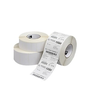 Zebra Print S1 - Supplies 4PK 1000D DT LABELS 4IN X 2IN 2760/ROLL 3IN CORE/8IN DIA 65832RM