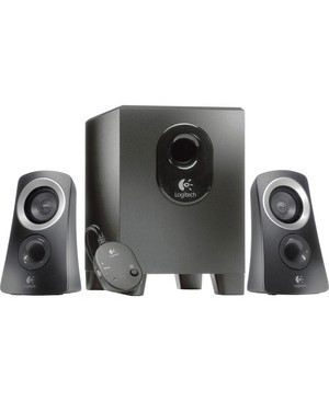 Logitech - Computer Accessories Z313 2.1 SPEAKER SYSTEM WITH SUBWOOFER
