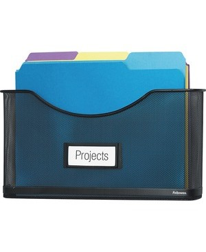 Fellowes MESH PARTITION ADDITIONS FILE POCKET