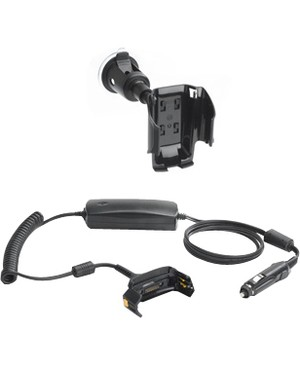 Zebra Enterprise Mcd-A1 MC55 VEHICLE HOLDER KIT INCLUDES AUTO CHARGE CBL