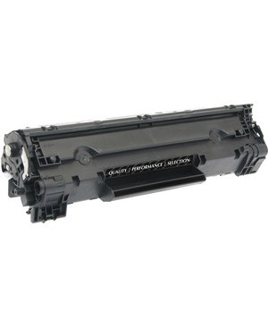 V7 Toner V7 TONER 1500PG YIELD REPLACES HP CB435A
