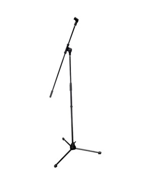 Pyle - Pro Sound TRIPOD MICROPHONE STAND W/ EXTENDING BOOM