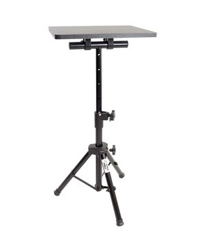 Pyle - Pro Sound PRO DJ TRIPOD ADJSTBL STAND FOR LAPTOP HEIGHT FROM 16IN TO 28IN