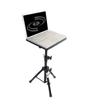 Pyle - Pro Sound PRO DJ LAPTOP TRIPOD ADJUSTABLE STAND FOR NOTEBOOK COMPUTER