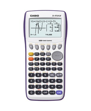 Casio-Computer GRAPHING CALCULATOR