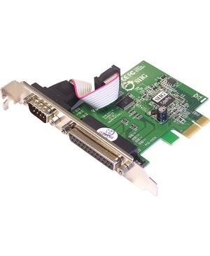 Siig Inc CYBER 1S 1P PCIE RS-232 DB25