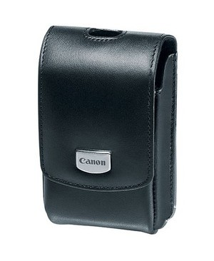Canon - Accessories DELUXE LEATHER CASE PSC-3200