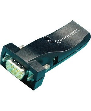 Brainboxes BLUETOOTH 1XRS232 DTE-CLASS 2 BLUETOOTH RS232 MALE DTE CONNECTION
