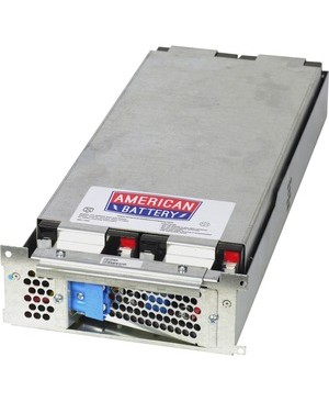 American Battery RBC43 REPLACEMENT BATTERY PK FOR APC UNITS 2YR WARRANTY