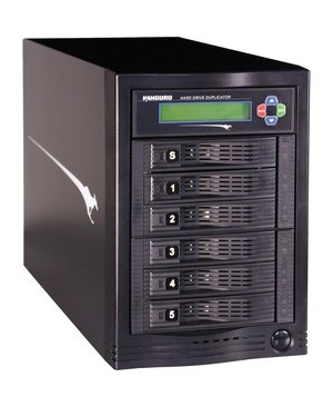 Kanguru KCLONE-5HD-TWR HARD DRIVE DUPLICATOR 1 TO 5 SATA HDD