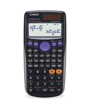 Casio-Computer 2-LINE SCIENTIFIC CALCULATOR CALCULATOR